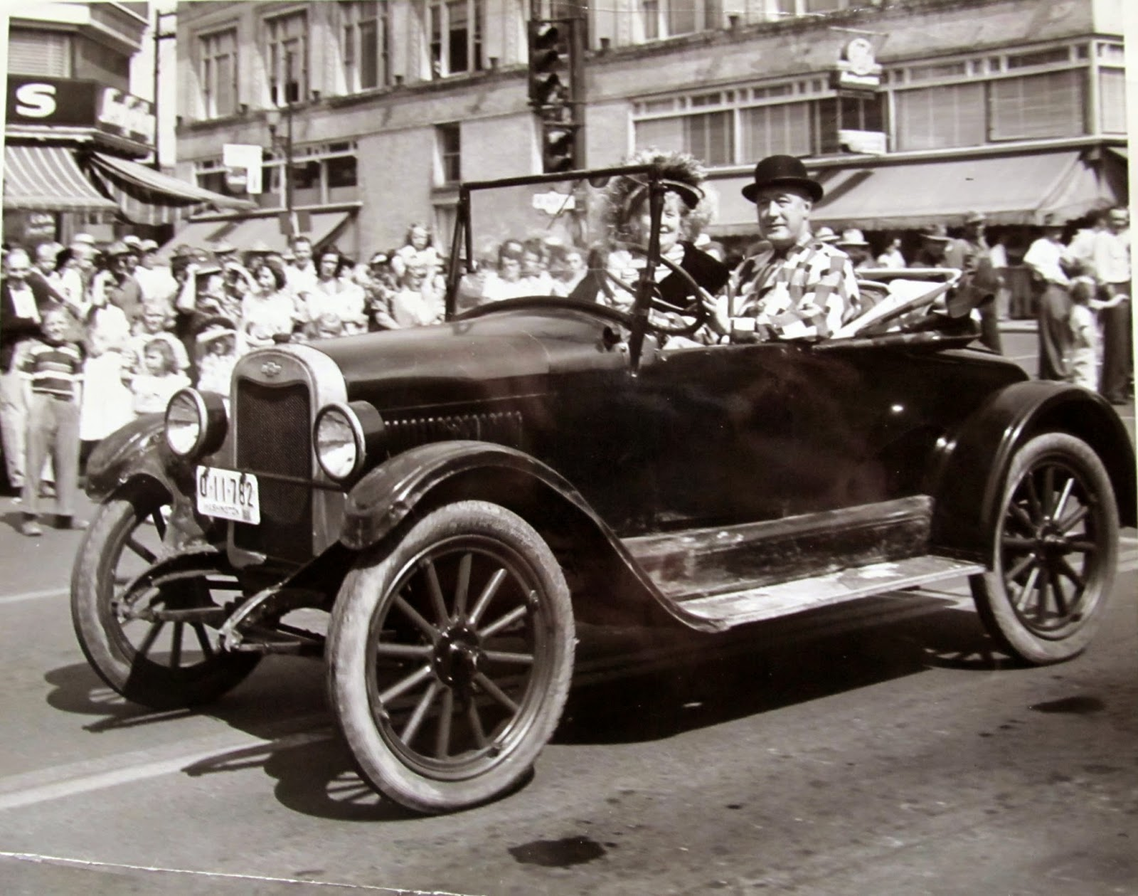 bygone walla walla vintage images of the city and county alberta dooly and bill beaver were frequent riders in the fair parades of the 1950s she was the parade marshall in 1959 thanks to lisa richards for