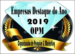Empresas Destaque do Ano 2019 OPM