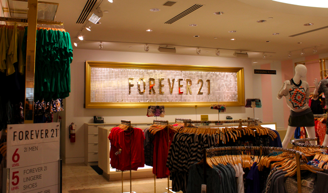 Forever 21 fifth avenue
