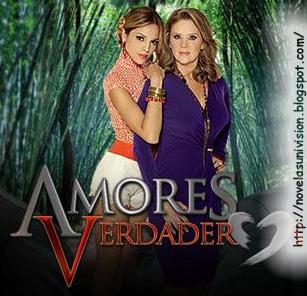 Amores verdaderos capítulo 71 Lunes 10 de Diciembre 2012