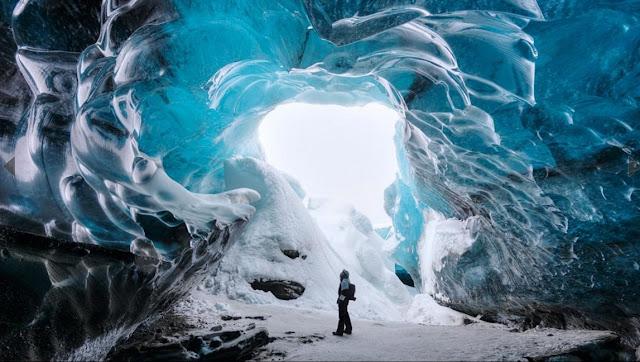 Ледена пещера