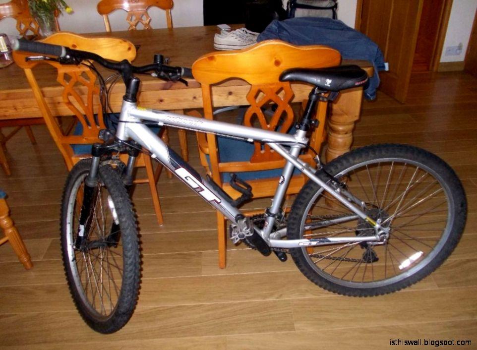 All GT Terra Outpost Mountain Bike