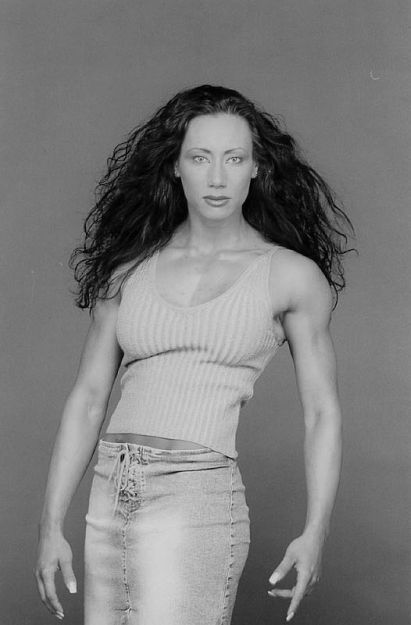 Barbara Engelsmann - IFBB Pro Figure competitor
