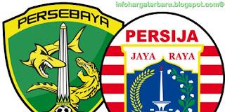 Skor Akhir Persebaya vs Persija | IPL Minggu 3 Juni 2012