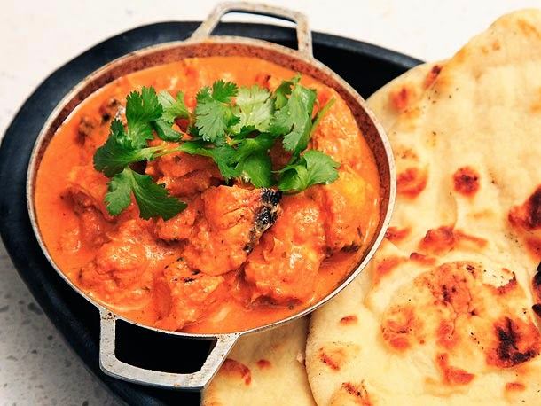 chicken tikka masala is a dish of roasted chunks tikka