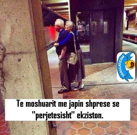 SONDAZH: Perse Sherbejne Te Moshuarit?