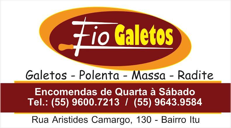 Um cardápio diferente em Santiago!