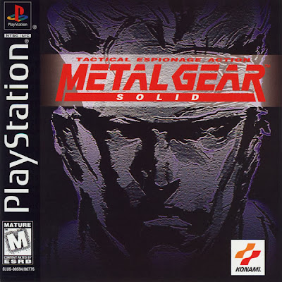 Let's Play Metal Gear Solid video game