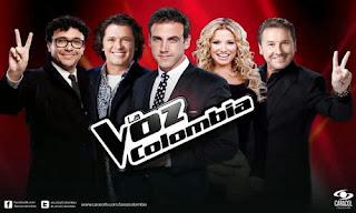Ver La Voz Colombia 2 capítulos completos
