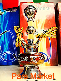 The practice of using hookahs is very popular in countries like Iran and other Arab countries but it is also popular in European countries, as well, and even the United States.