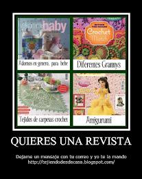 Quieres una de estas Revistas?