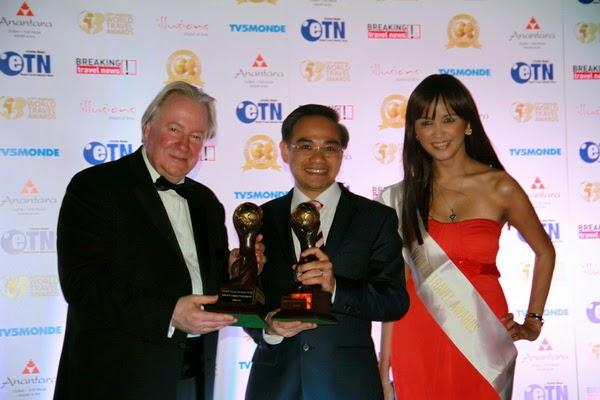 Vietravel nhận giải thưởng WTA