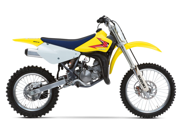 Hottest Sport Bike  2013 Suzuki RM85L Price