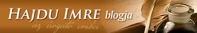 Hajdu Imre blogja