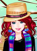 Мода Зима 2014 - Онлайн игра для девочек
