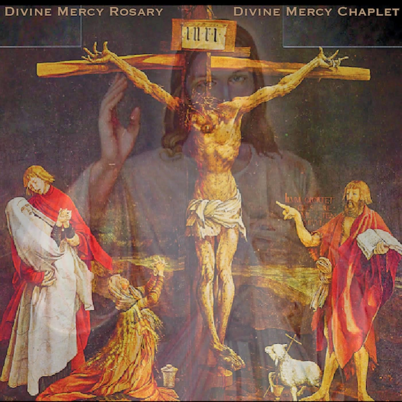 Divine Mercy Rosary CD