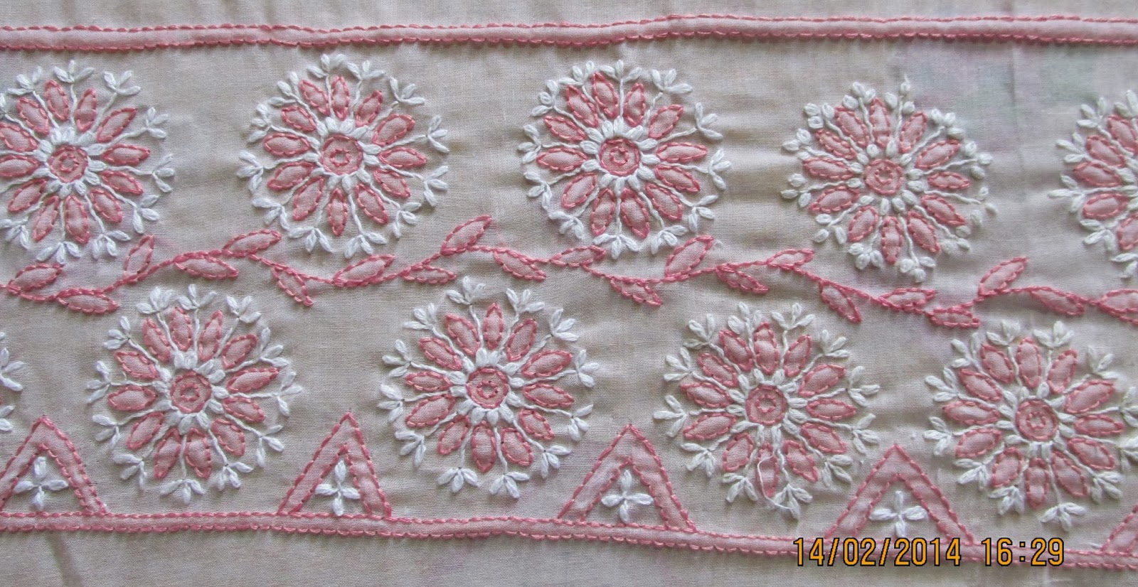 My Craft Works Chikankari Project - A New Start