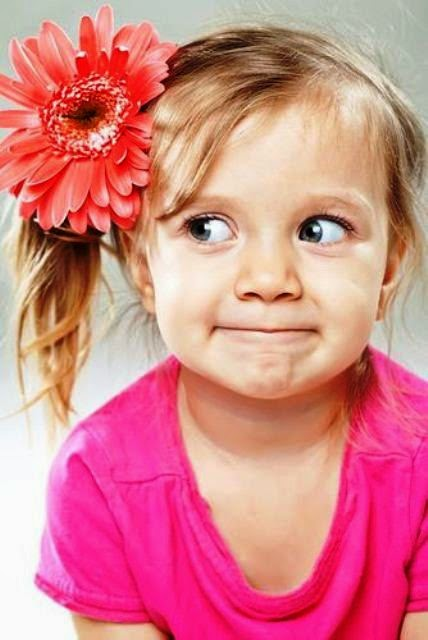 17 foto gambar bayi perempuan tercantik terimut dan
