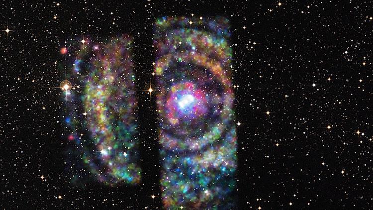 La estructura más grande del Universo