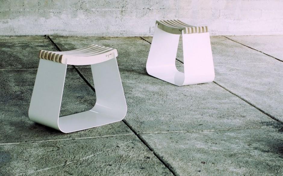 Base Paisajismo: Mobiliario Urbano - Bancos y sillas (III)