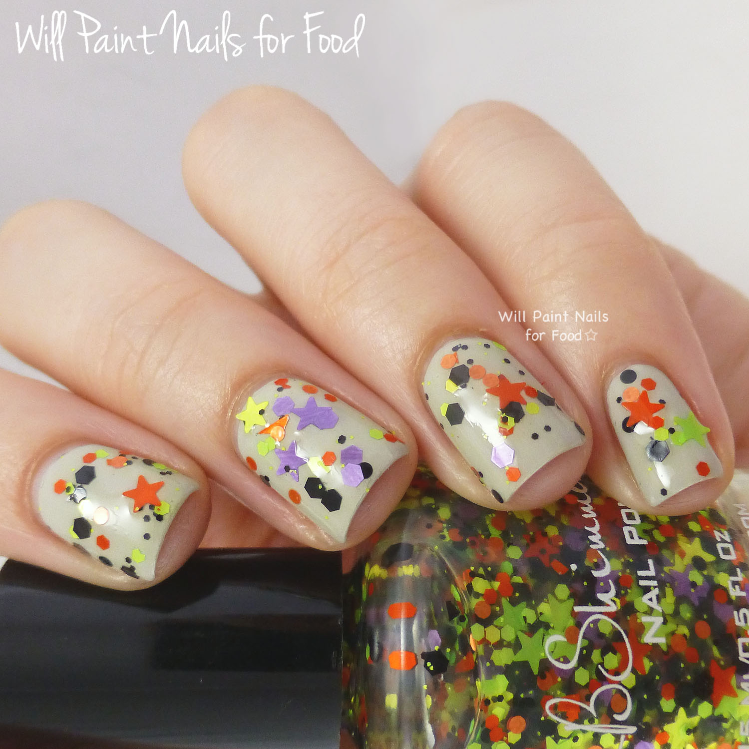 Kiss and Spell swatch