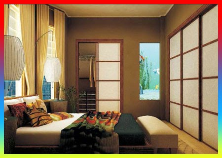 Desain Kamar Tidur Minimalis Modern, Kamar Tidur Mewah