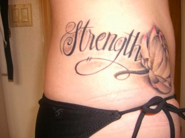 Quotes about strength tattoos for men quotesgram for Tattoos meaning strength