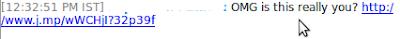 Skype Virus Message Image
