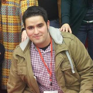 Álvaro Antolin Montero, secretario de las juventudes socialistas de la provicia