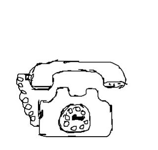 a desenhar animes telefones bonitinho colorir