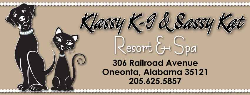 Klassy K-9 Sassy Kat
