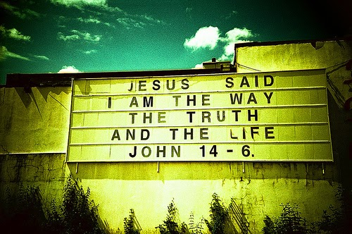 "Easter 5 Sermon: ""The Way of Truth and Life"""
