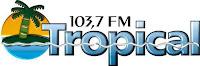 ouvir Rádio Tropical FM 103,7 ao vivo e online Vitória - ES