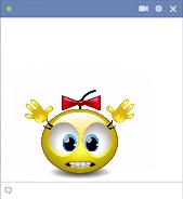Santa is Coming - Animated Emoticon