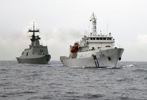 Taiwan threatens Manila with naval drills near PH waters