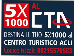 IL TUO 5 X 1000 AL C T A