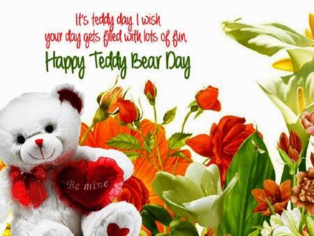 Teddy Bear Day graphics