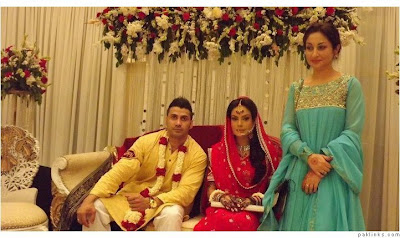 Sadia Imam Wedding Pictures