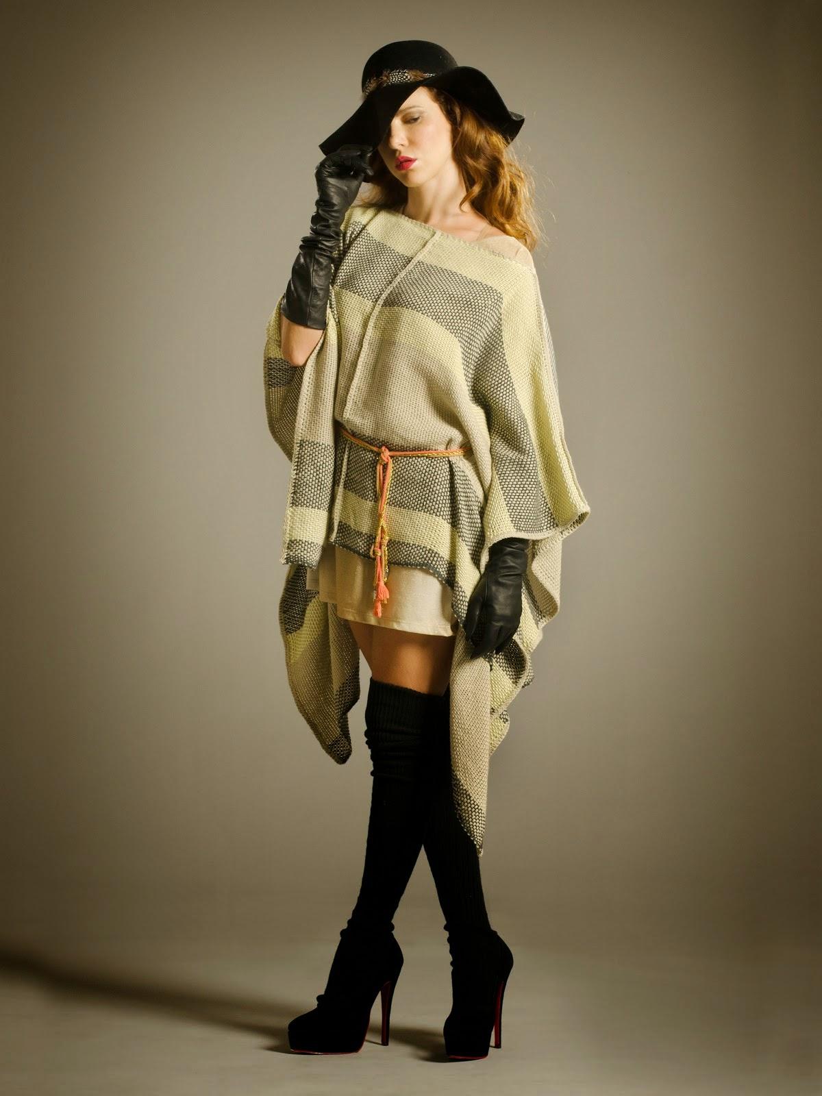 Ceferina's Designer Ponchos & Scarves