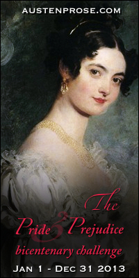 Question on pride and prejudice...? (Rate my thesis?)?
