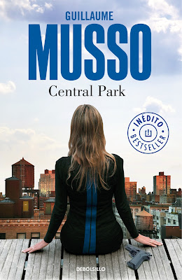 """Central Park"" de Guillaume Musso"
