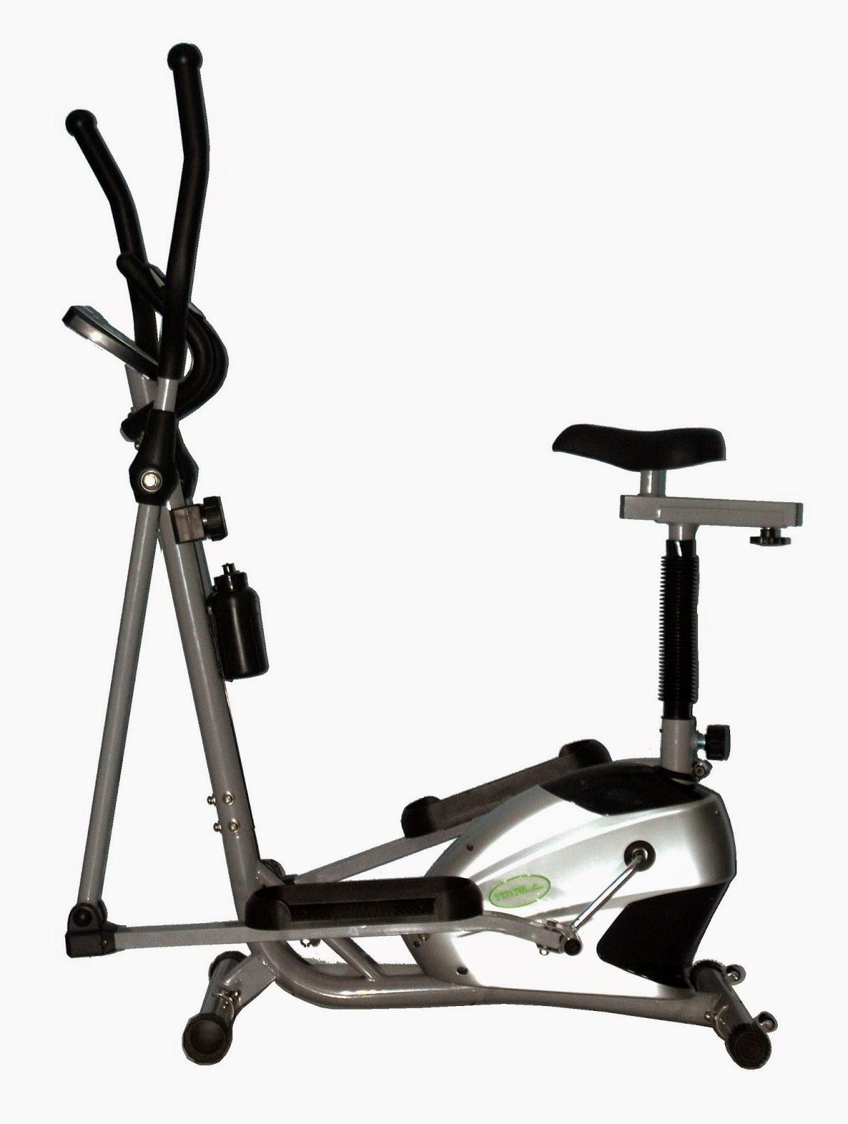 Jual Sepeda Orbitrek Dan Alat Fitness Eliptical Bike Harga Murah