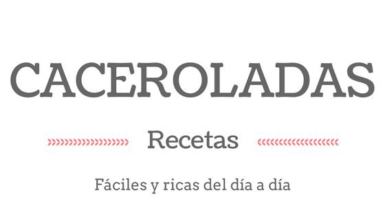 CACEROLADAS