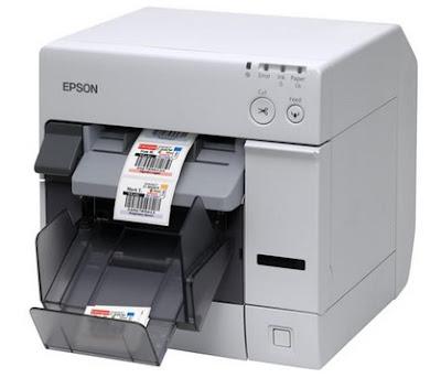 Epson SecurColor TM-C3400 Driver Download