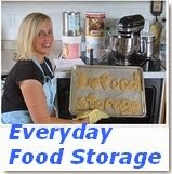 Everyday Food Storage