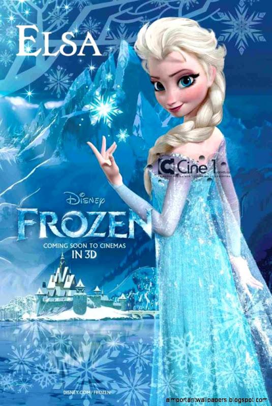 Elsa Frozen Disney