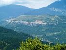 Els Cingles de Vallcebre i la Serra d'Ensija al darrere des del Cap de la Coma Verda