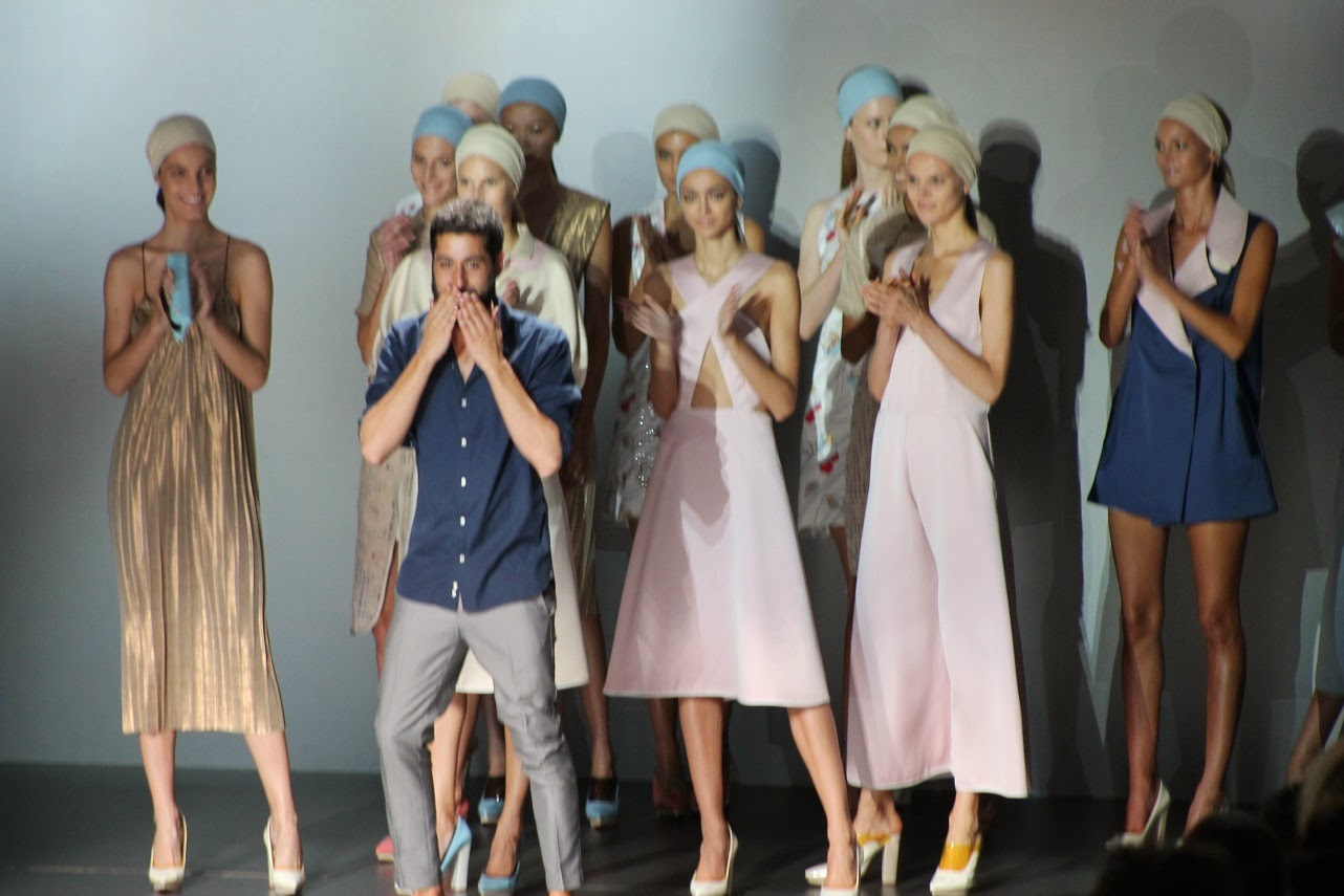 Moises Nieto, MBFW Madrid 2014, Desfiles, Moda, Style, Cool, Eventos, Fotografía Carmen Hummer
