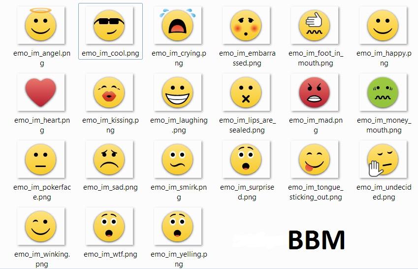 Facebook Whatsapp Emoticons Latest Facebook Smileys