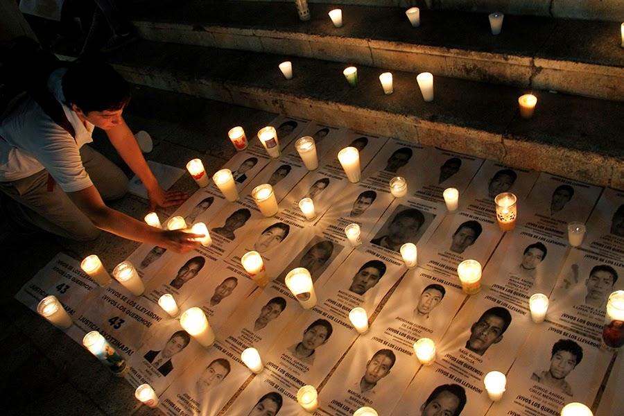 Caso Ayotzinapa da un giro inesperado